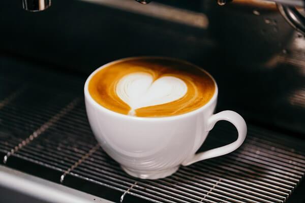 hình ảnh thành phẩm lớp học barista pha chế cafe tại CET