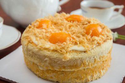 hình ảnh bánh bông lan trứng muối
