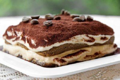 hình ảnh bánh tiramisu socola thơm ngon