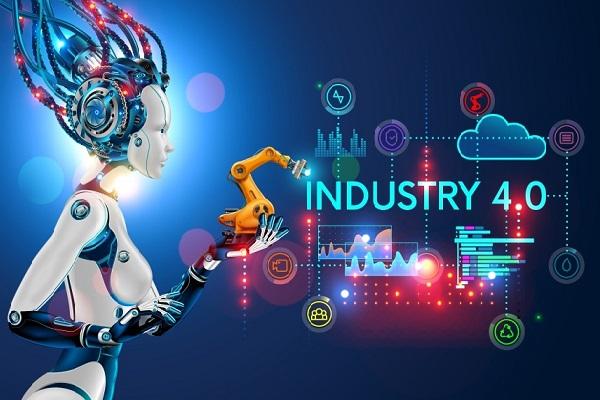 hình ảnh cuộc cách mạng công nghiệp 4.0