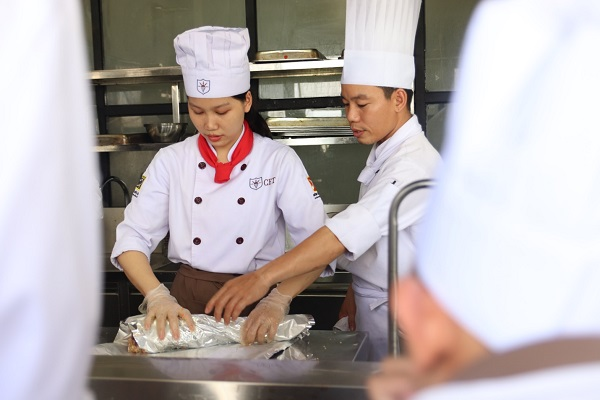 Học Nấu Ăn CET