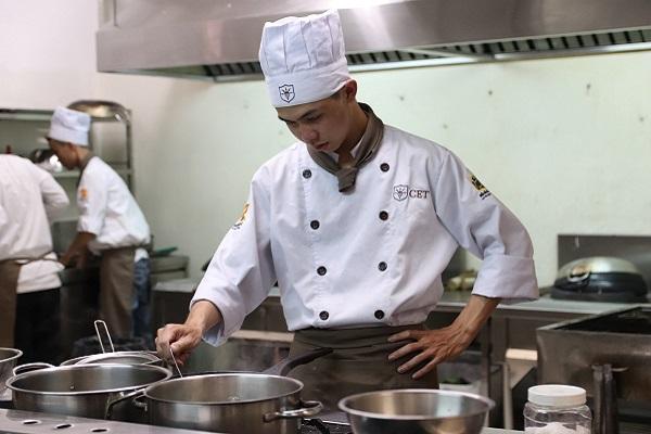 nghề đầu bếp
