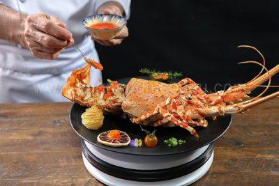 hình ảnh khóa học nghiệp vụ bếp quốc tế tại CET