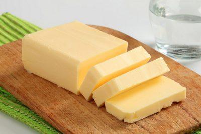 nhiệt độ của bơ làm bánh
