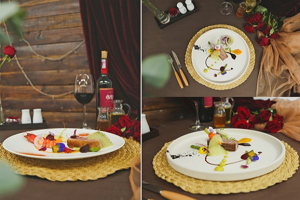 """""""Food Art Plating Sauces"""" nghệ thuật ẩm thực cao cấp"""