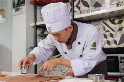 hình ảnh học Nghề làm bánh tại CET