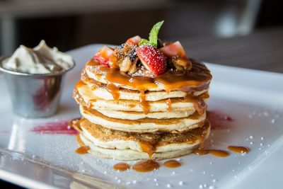 cách làm bánh pancake đơn giản tại nhà