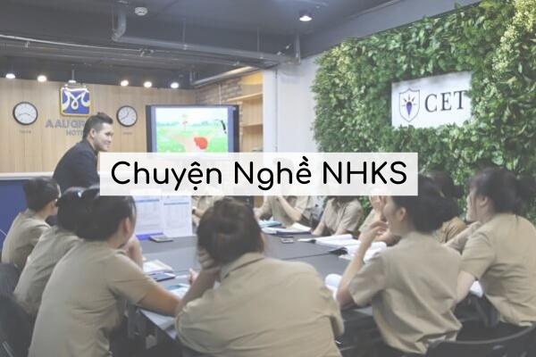 Chuyên nghề NHKS CET