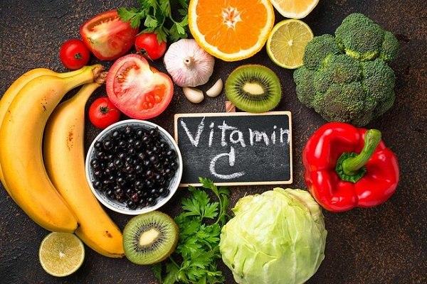 Vitamin C giúp tăng sức đề kháng