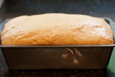 Dùng sai kích thước khuôn bánh so với công thức