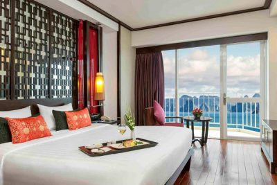 bí quyết trang trí phòng khách sạn