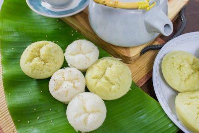 cách làm bánh bò xốp nước cốt dừa