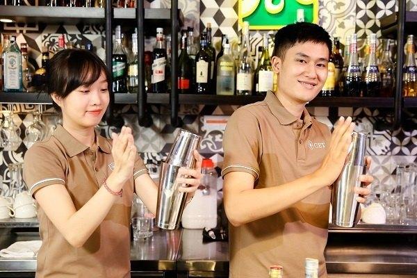 nghề bartender có tương lai không
