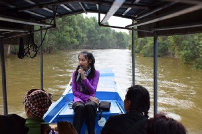 nữ có nên làm hướng dẫn viên du lịch